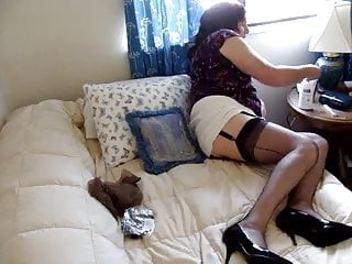 Sheer fun in Full Fashion Stockings