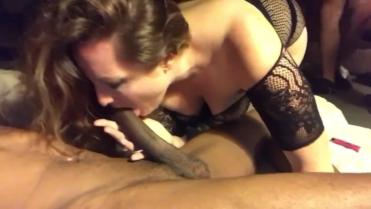 bmy amateur black wife taking white creampie
