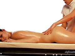 Sexiest ass massage on the channel