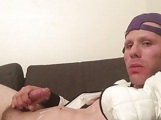 I masturbate and cum