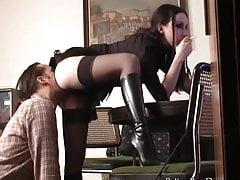 Mistress Bojana - Ass Licking