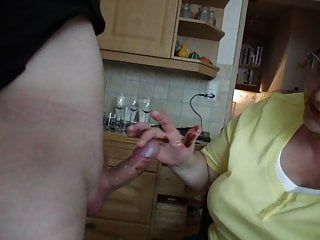 donut cock blows the with Nina