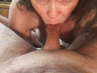 of cum swallowing night Good the God third