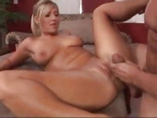 Carmen Kinsley footjob & fuck