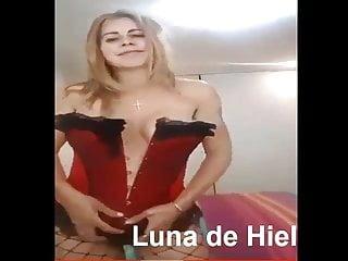 su para se graba  Peruana amor