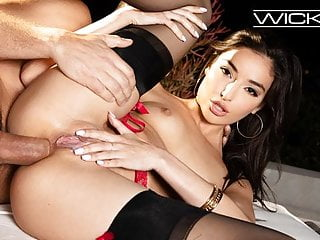 Gorgeous Emily Willis Opens Her Ass For A Huge Cock - Wicked