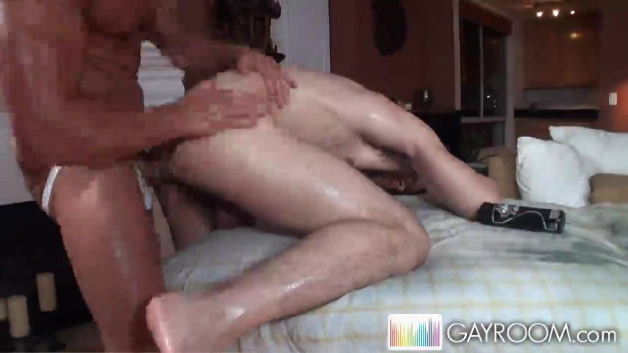Gay rub porno