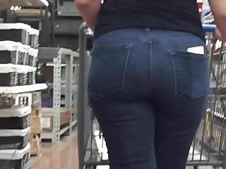 Slim ass walking...