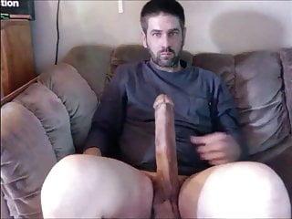 'Big Fucking Dick' – Monster Cock HJ-SELFSUCK-CUM FOUNTAIN