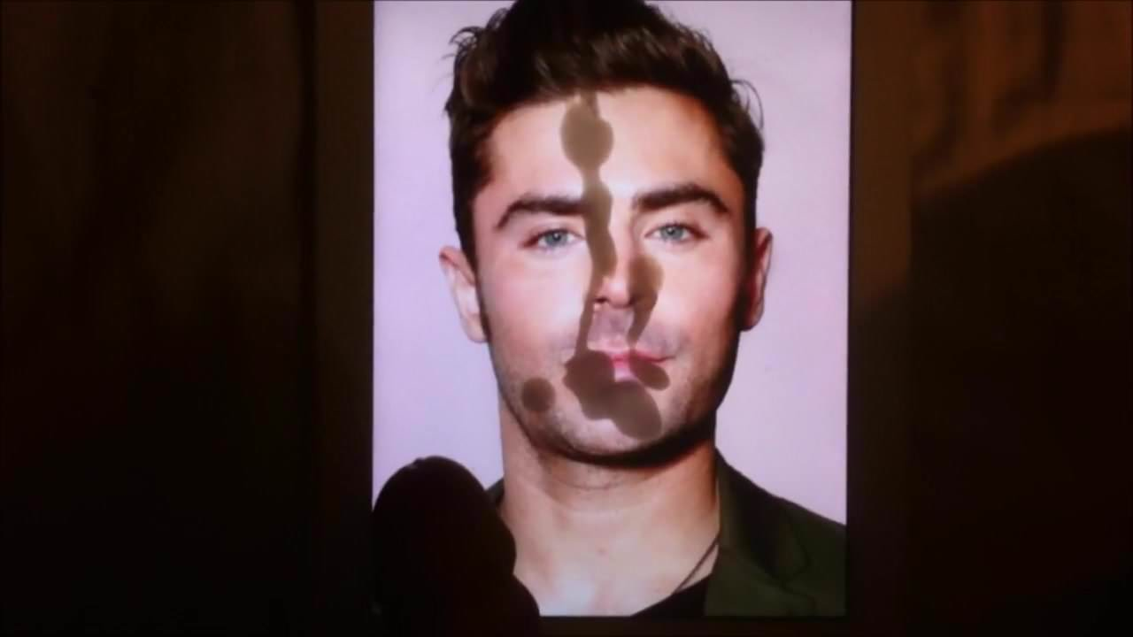 Zac efron blowjob