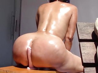 The Swinger Experience Presents Braziilian Mama Shaking Phat Ass 4 BBC.