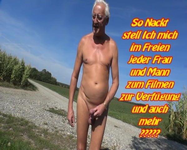 Nackt outdoor amateur Outdoor: 5,118