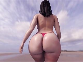 On d 039 beach...