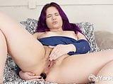 Yanks Hottie Hermine Haller Toys Her Ass