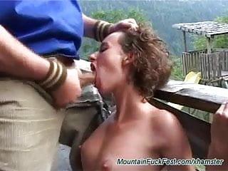 Extreme hard sex...