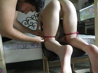 Colpi di canna sul culo