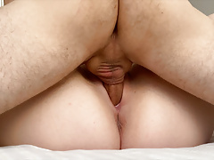 She is so TIGHT! Pussy Eating and Pounding Till Creampie