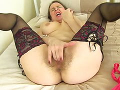 mother fucks her old hairy pussyfree full porn