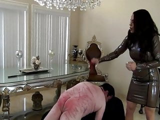 Princess Carmela brutally caning