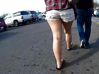 Pawg lace shorts