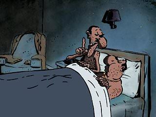 Strange cartoon 3...