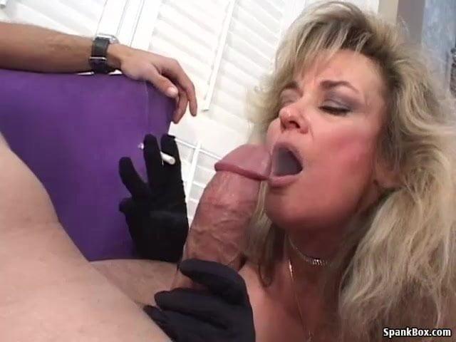 Blonde Small Tits Blowjob