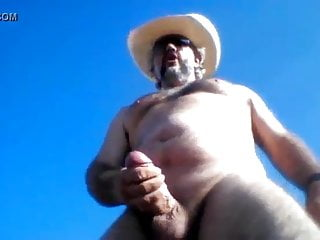 Hot cowboy bear cum...