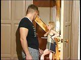 HOT! Russian Mature vs. Young Cock Video 04