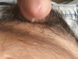 My leaking cock