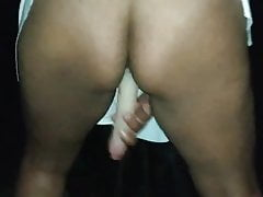 French dildo Fuck in th me woods