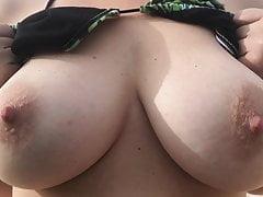 Titties at the Beach