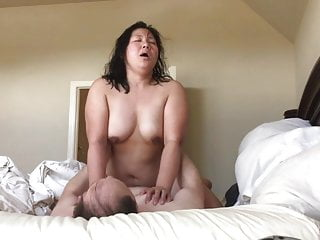 Sucking squirting tits ass...