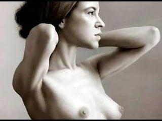 Nudes of Torrens painted Photorealistic Bernardo
