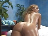 Amazing Babe Beautiful Body Fuck After Massage