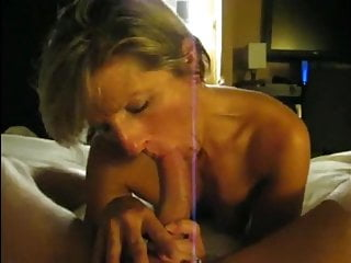 Wife loves college cock