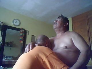 Contruction Daddy, another blowjob
