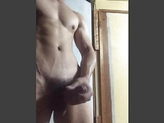 Asian Twink Cum with Daddy
