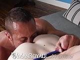 ManRoyale - Kyler Ash Won't Graduate Unless He Fucks Myles