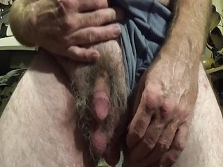 Would You Have Fun With A Small Hairy Cock?
