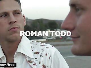 Bromo brian huggins with roman todd cruising...