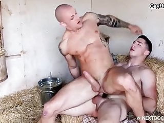 Country livins. Hot guys have fun
