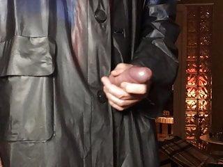 Raincoat wank