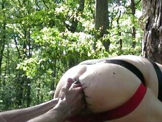 سکس گی PigJeb FF and tied up to a tree by Staling1019 outdoor  french (gay) fisting  couple  bdsm  anal  amateur