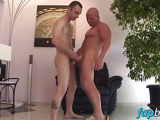 Two good looking have a passionate fuck session...
