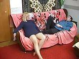 Russian blonde mom Marta