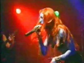 Rockbitch - fisting durante il concerto