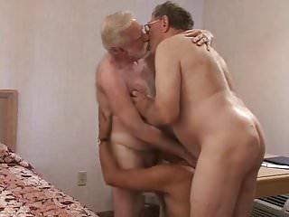 Hot guy threesome...