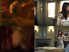 Kate Mara seks en naaktheid split-screen compilatie