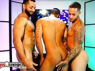 سکس گی Hot Friends Nude Grinding - Special muscle  latino  hunk  hot gay (gay) gay friend (gay) big cock