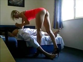 Sexy Escort on hidden Cam
